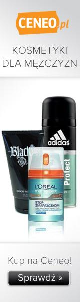 Kosmetyki dla mężczyzn - zobacz ceny