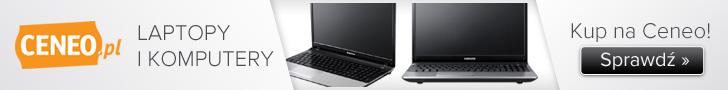 Laptopy i komputery - sprawdź na Ceneo