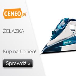 Żelazka - zobacz na Ceneo.pl