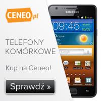 Telefony komórkowe - zobacz ceny