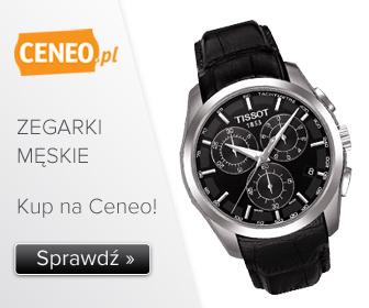 Zegarki męskie - wybierz na Ceneo