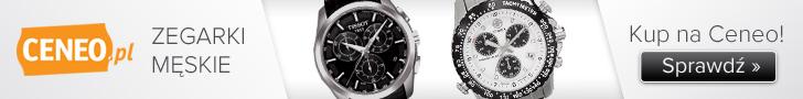 Zegarki męskie - porównaj na Ceneo