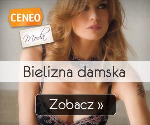 Bielizna damska - sprawdź na Ceneo.pl