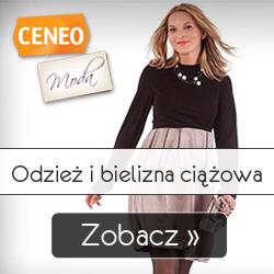 Odzież ciążowa - zobacz na Ceneo