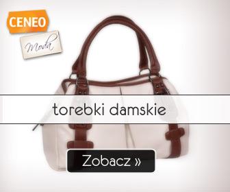 Torebki damskie - porównaj na Ceneo.pl