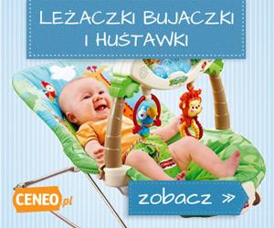 Zabawa niemowląt na Ceneo.pl