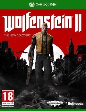 Gry Xbox One - Wolfenstein II: The New Colossus (Gra Xbox One)