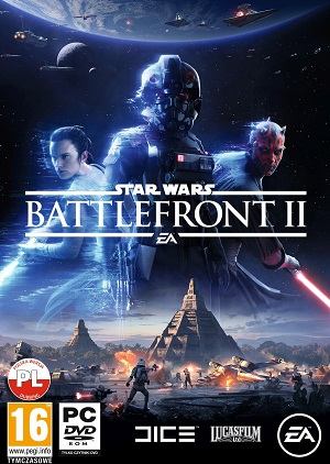 Gry PC - Star Wars: Battlefront II (Gra PC)