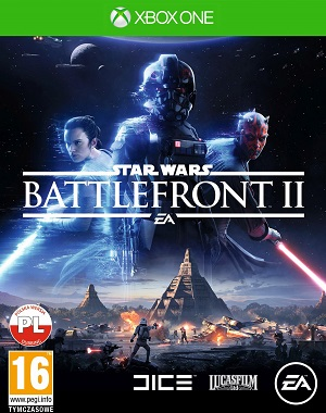 Gry Xbox One - Star Wars: Battlefront II (Gra Xbox One)