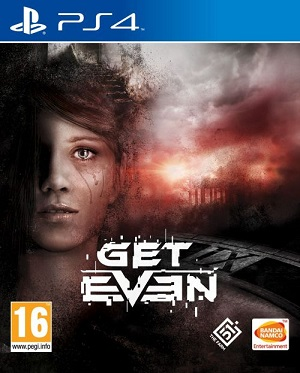Gry PlayStation 4 - Get Even (Gra PS4)