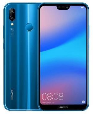 Smartfony - Huawei P20 Lite Niebieski