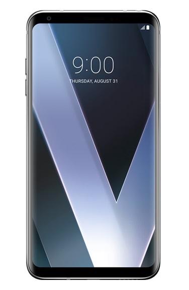 Smartfony - LG V30 Srebrny