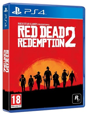 Gry PlayStation 4 - Red Dead Redemption 2 (Gra PS4)