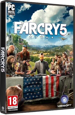 Gry PC - Far Cry 5 (Gra PC)
