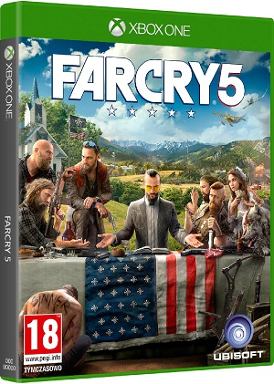 Gry Xbox One - Far Cry 5 (Gra Xbox One)