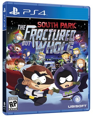 Gry PlayStation 4 - South Park: The Fractured but Whole (Gra PS4)